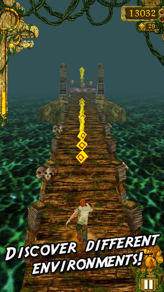 神庙逃亡4