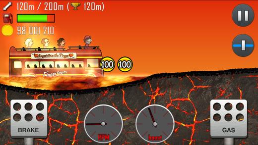 登山赛车3