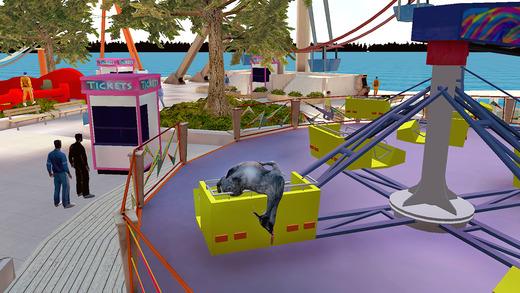 模拟山羊1