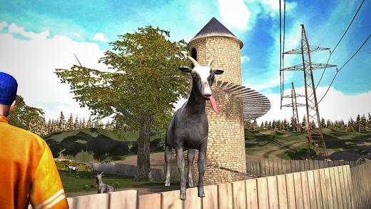 模拟山羊5