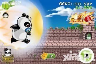 《熊猫屁王》长城三国前5关通关视频玩法_小主题技巧七步成诗新图片