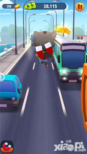 汤姆猫跑酷后续更新大猜想 老司机真要来了_小
