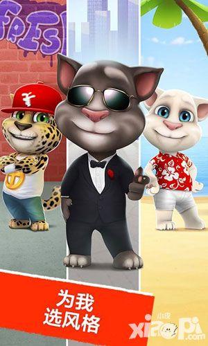 我的汤姆猫 经典的汤姆猫系列宠物养成游戏图片