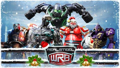 铁甲钢拳世界机器人拳击下载_铁甲钢拳世界机