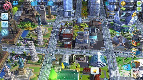《模拟城市:我是市长》怎么规划交通 交通设施攻略图片