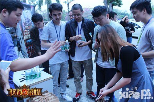 《权力与荣耀》与酷派联手 深圳城市体验赛欢动开启