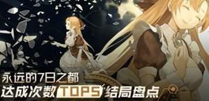 《永远的7日之都》结局CG解禁 700万次轮回达成中