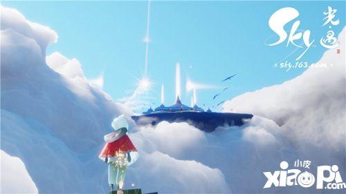 穿越黑暗 终遇光明,《sky光遇》独特的情感三段式图片