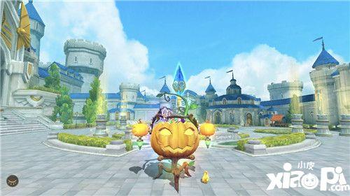 《万王之王3D》邀你万圣节狂欢!节日疯狂副本开启
